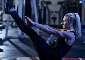 Definiere deine Bauchmuskeln