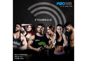 FIBO 2018 TEAMBULK