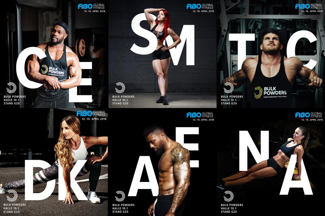 FIBO 2018 Teambulk Porträts