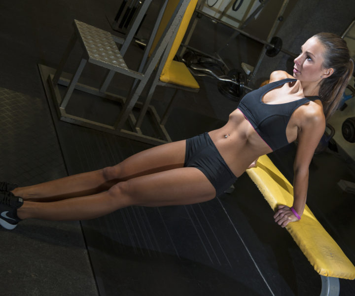 Nina Andersen - Get fit for FIBO: Ernährung und Trainingsroutine