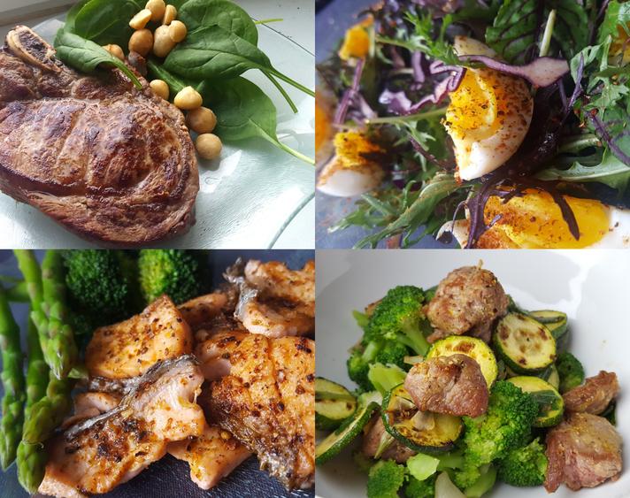 Pre-Workout Mahlzeiten