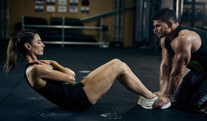6 Übungen für deine Bauchmuskeln