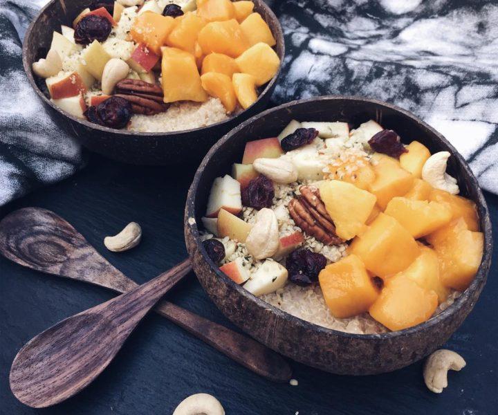 Quinoa Porridge