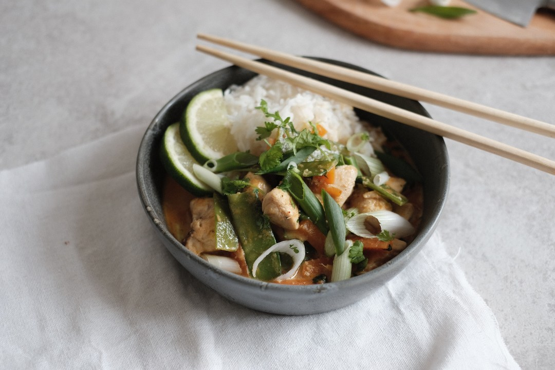 Lemongrass Thai Chicken