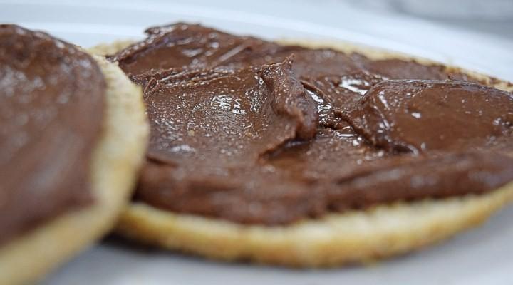hjemmelavet protein nutella