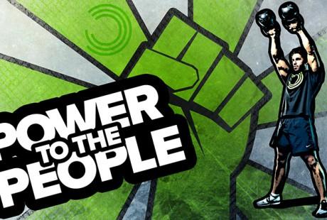Power To The People Program – Russisk Minimalistisk Styrke – Alternativ Styrke, del 1