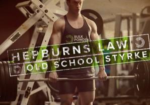 hepburns law hepburn rutinen