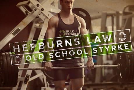 Old School Styrke – Den RIGTIGE Hepburn Rutine