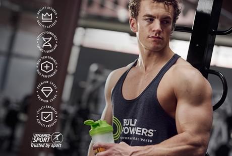 Bliv Bulk Powders Affiliate Partner – Tjen Penge På Dit Site