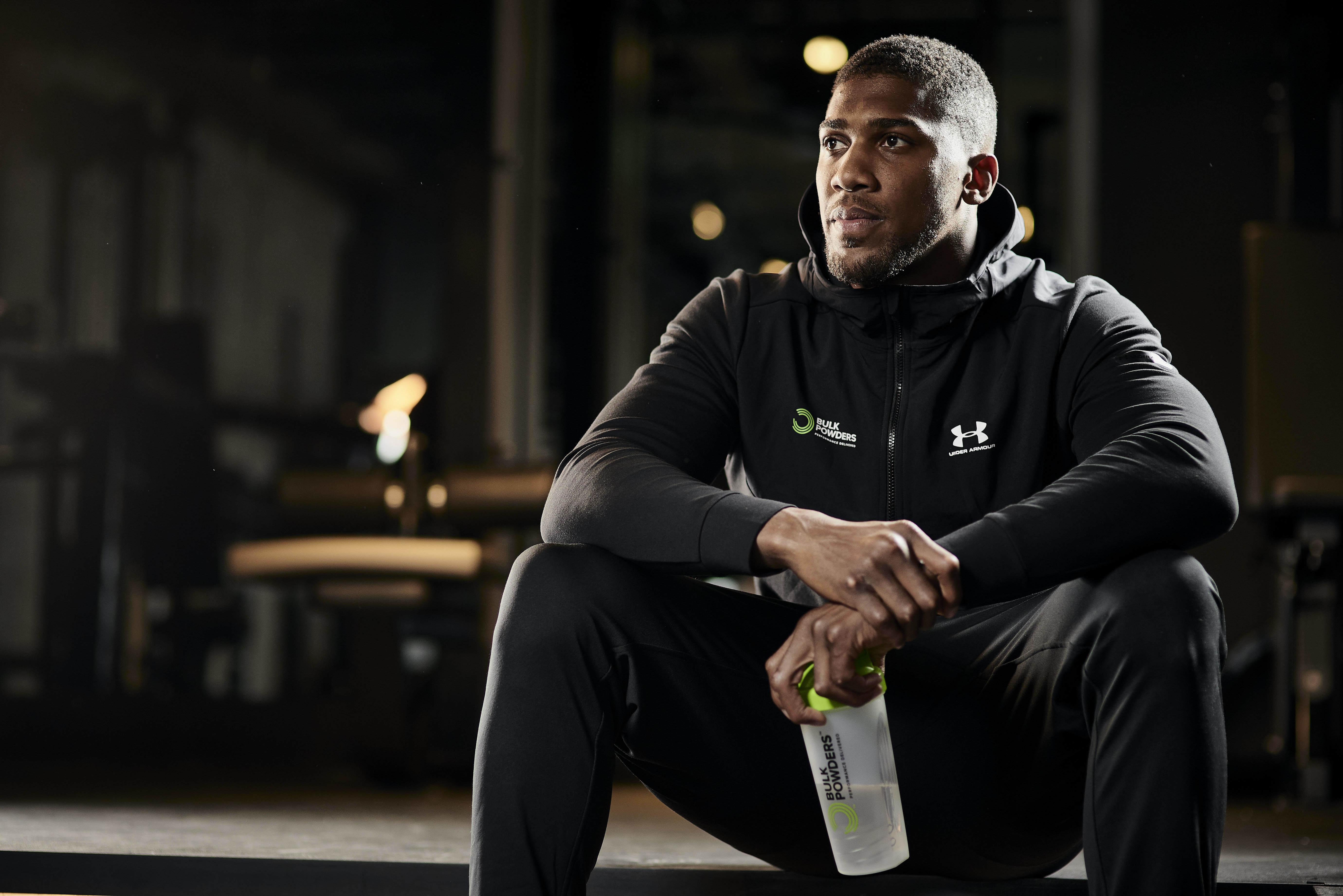 Anthony Joshua – Om atleten og hans træning