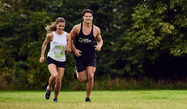 Derfor bør du tilføje løb til vægtløftning