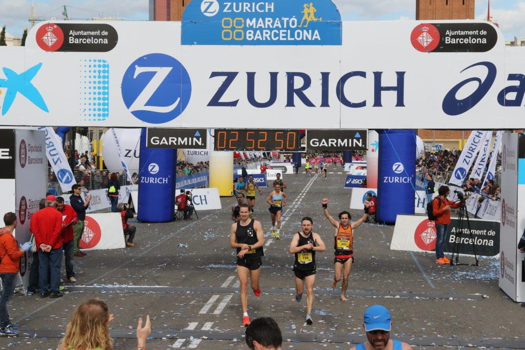 maraton løb