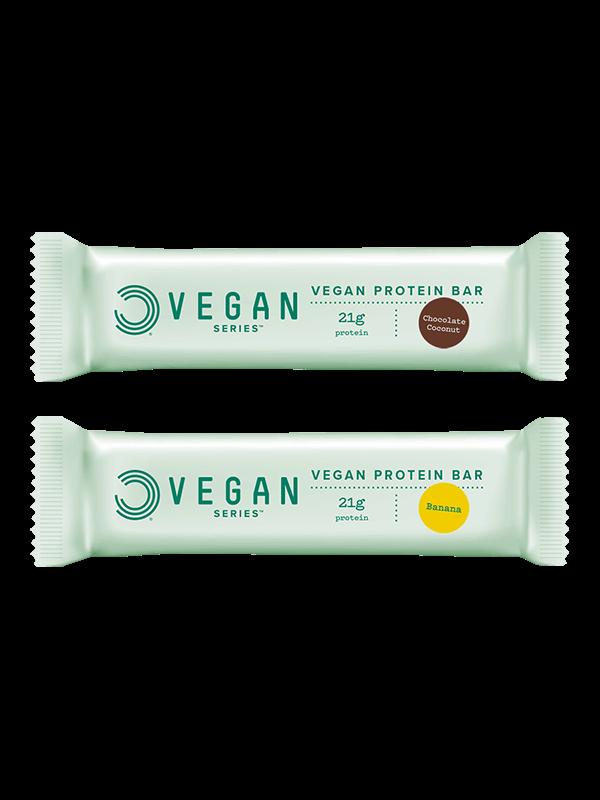 Vegan Protein Bars