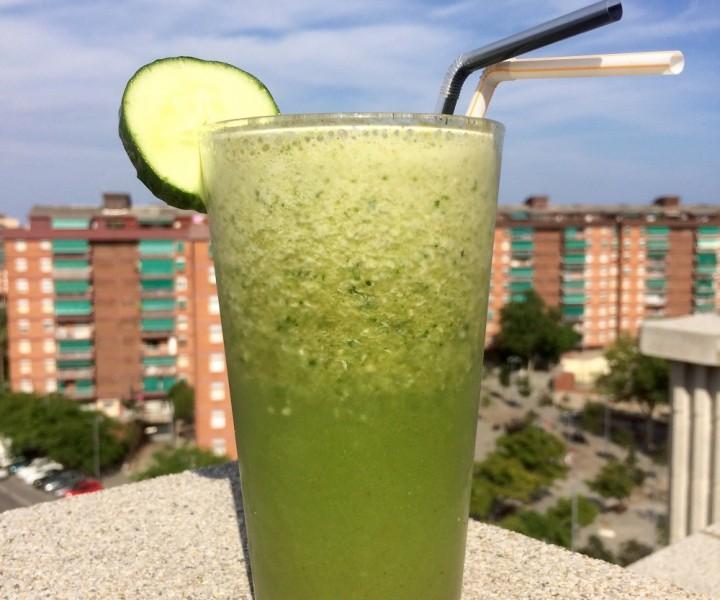 smoothie Detox para el verano