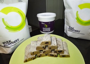 Barritas Vitafiber sabor galleta Oreo