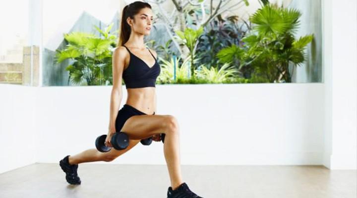 Workout zancada