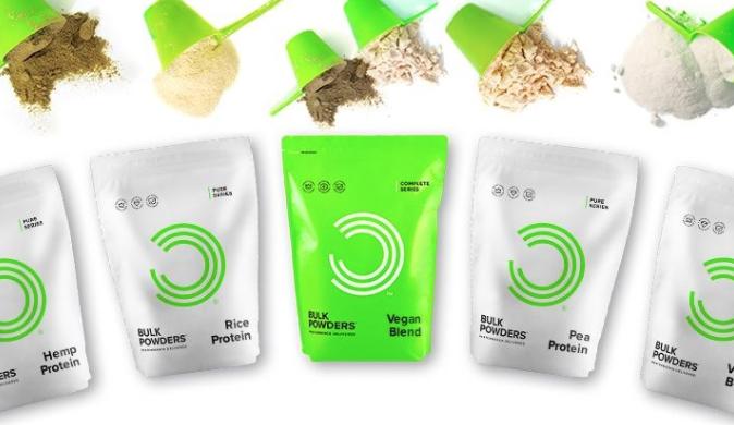 Melhores proteinas para veganos