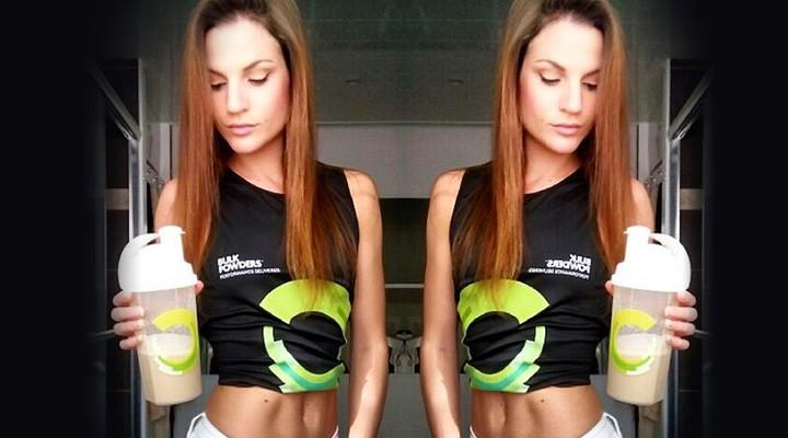 proteine shaker pour femme