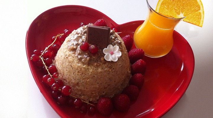 Recette de bowlcake a la whey isolate