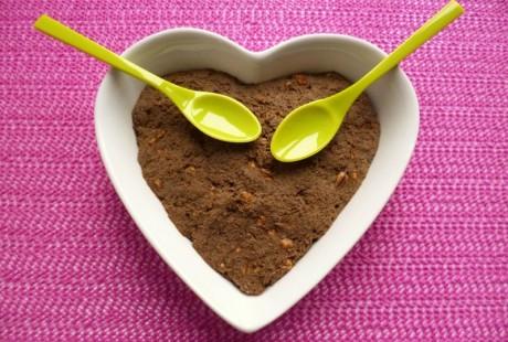 Coeur Cru au Cacao