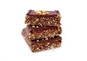 barre vegan chocolat avoine bulk powders