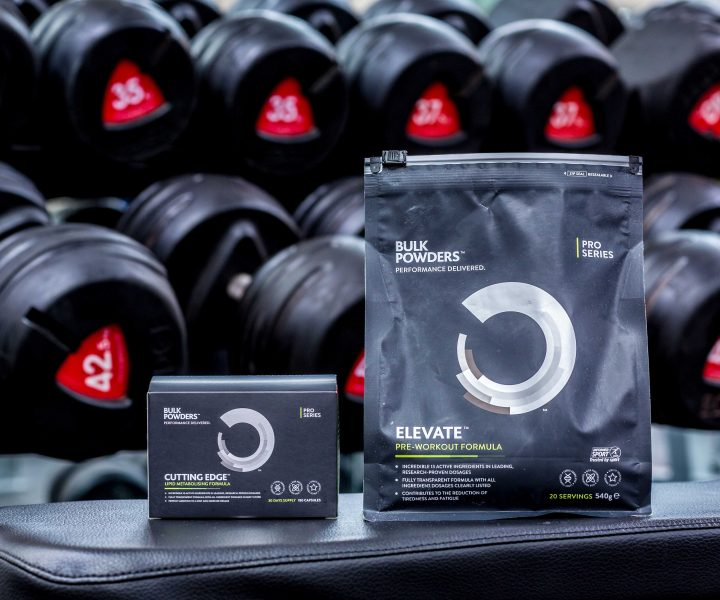 pré-workout ELEVATE BULK POWDERS