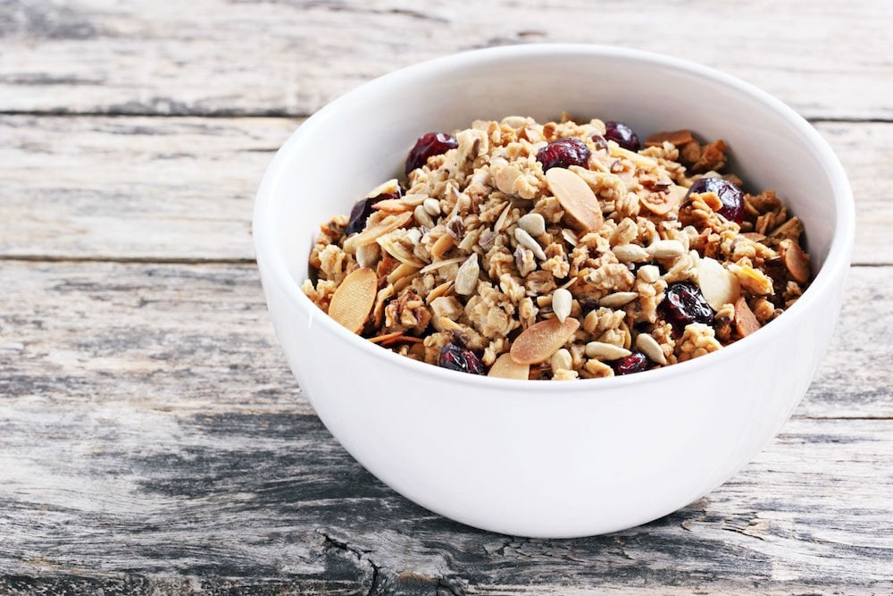 Granola maison ! Simple et healthy