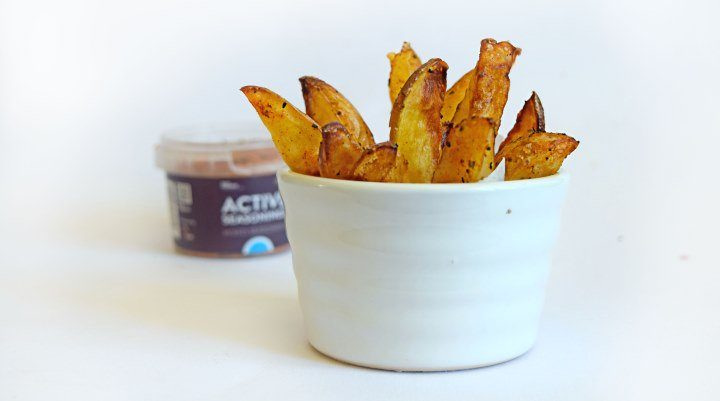 Baked Bulk Powders® Potato Wedges | Ireland Core