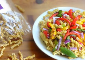 Fiery Fajita Pasta | Bulk Powders® Ireland