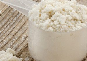 Lactose Free Protein Powder Scoop | Bulk Powders® Core