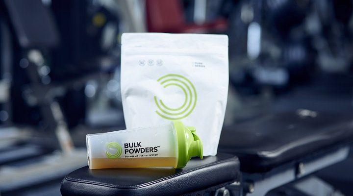 Pure Series Pouch BCAA Energy | Bulk Powders® Core