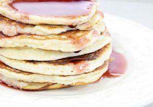 Easy Lemon Pancakes Recipe   Bulk Powders® Ireland