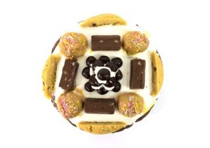 Birthday Cake Protein Truffles