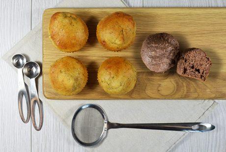 How to Make Bulk Powders Chia Seed Muffins