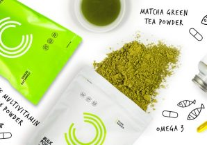 Complete Multivitamin Omega 3 Matcha Green tea | Bulk Powders®