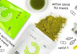 Complete Multivitamin Omega 3 Matcha Green tea | Bulk Powders®