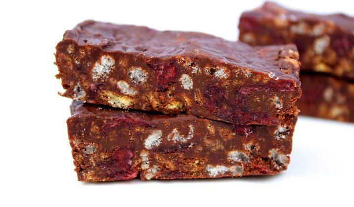 Vegan Fridge Rocky Road Recipe Cake | BULKPOWDERS® Core
