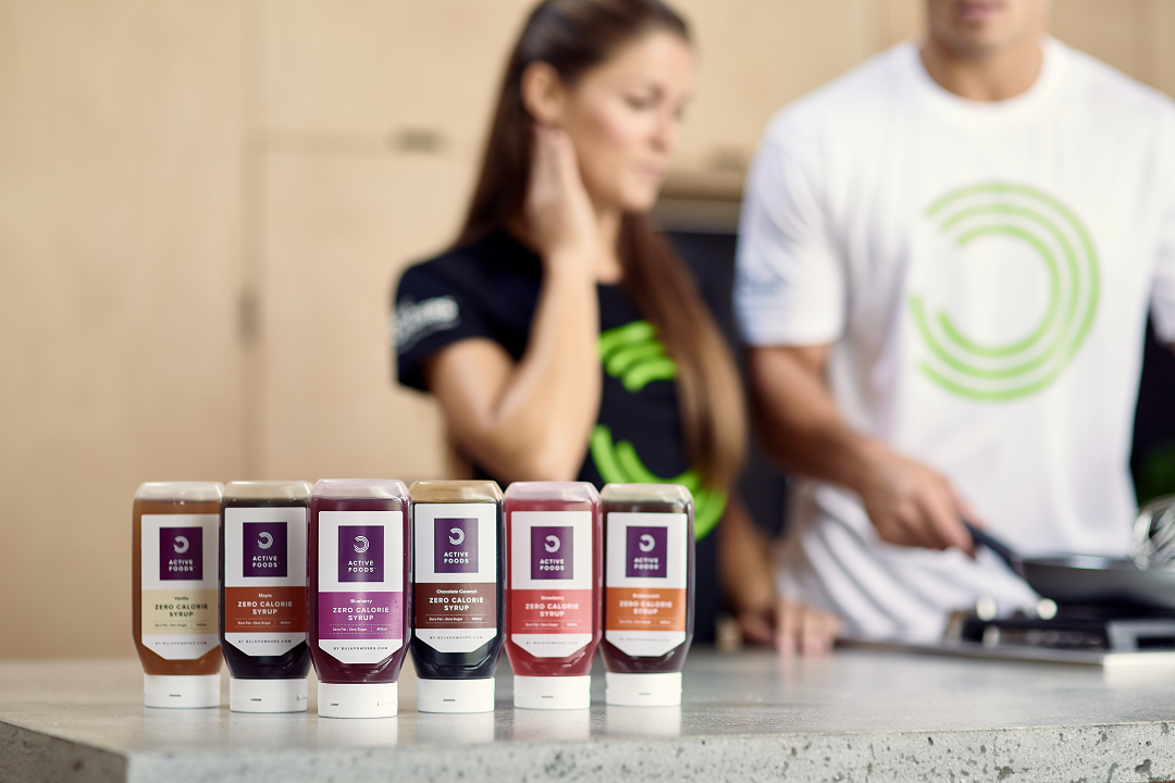 Active Foods Photoshoot | BULKPOWDERS® Core Ireland