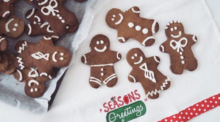 Gingerbread Man Recipe Gluten and Dairy Free | BULKPOWDERS® Core Ireland
