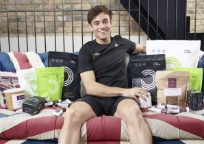 Tom Daley Announced as New Athlete | BULK POWDERS® IRELAND Core
