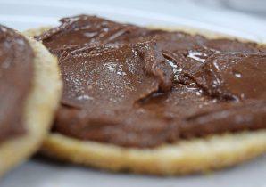High Protein Chocolate Spread Recipe - BULKtella | BULK POWDERS®