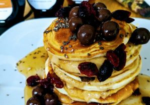 Ultimate Pancake Stack | BULK POWDERS® Core Ireland
