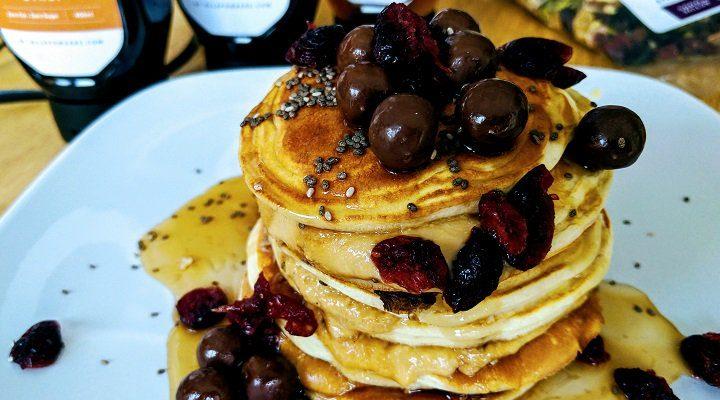 Ultimate Pancake Stack | BULK POWDERS® Core Ireland