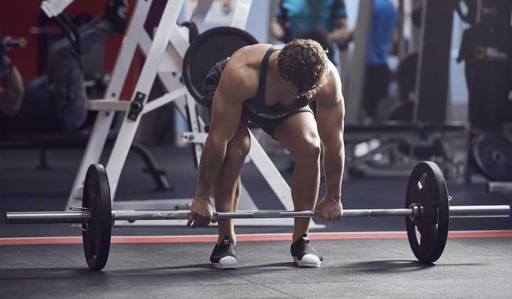 Fix Your Form - How your technique builds muscle, strength and health | BULK POWDERS® Core Ireland