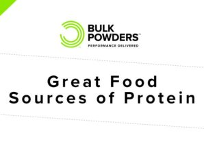 Great Food Sources Of Protein | BULK POWDERS® Core Ireland