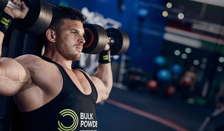 Tom Coleman | Best Shoulder Exercises | BULK POWDERS® Core Ireland