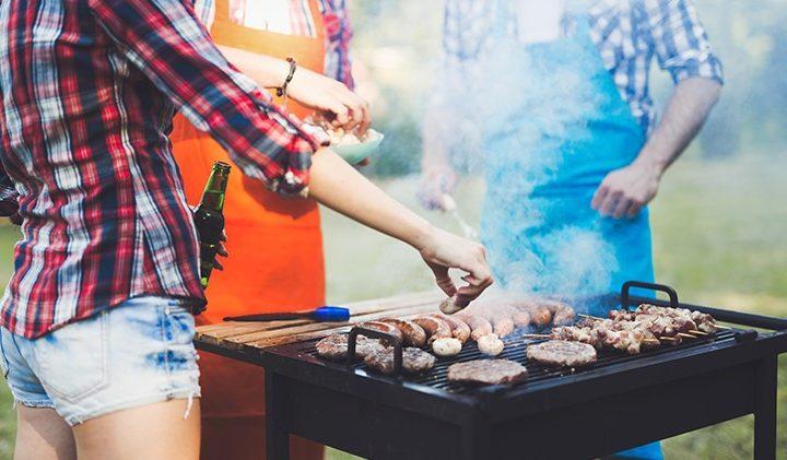 Enjoying a Guilt-Free Summer BBQ