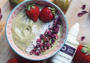 Matcha Smoothie Bowl Recipe | BULK POWDERS® Core Ireland