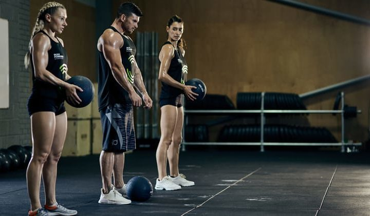 Challenge Your Gym Partner | BULK POWDERS® Core Ireland