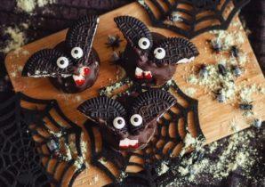 Peanut Butter Cup Bats